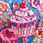 Pink and Yellow Cupcakes.....Time to Party!! by artqueene