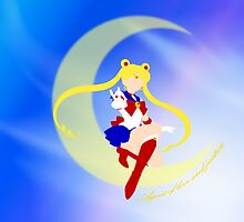 Agent of Love and Justice, Sailor Moon by usakoneko