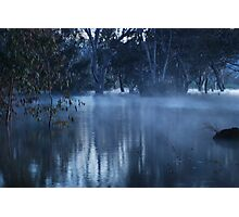 Cold Lake Photographic Print