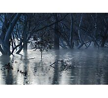 Morning Mist Mystery Photographic Print