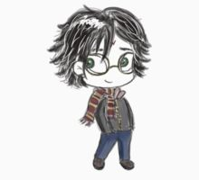 Harry Potter Chibi by Kristina Moy