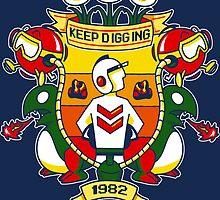 Just Keep Digging by Stephen Hartman