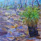 Korralbyn Grass Tree  by Virginia McGowan