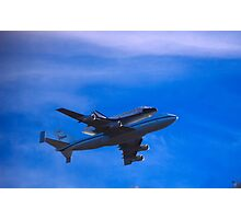 The Space Shuttle Photographic Print