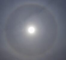 Sun Halo by Cal  Crilly
