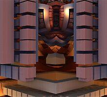 Bauhaus Energy Complex by DsyneGrafix