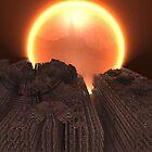 Blazing Sun by DsyneGrafix