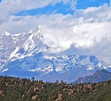 Nanda Devi by Harry Oldmeadow