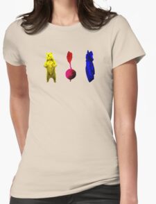 Bears, Beets, Battlestar Galactica (the office)  Womens Fitted T-Shirt