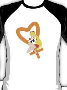 Sailor Venus Lineless Art T-Shirt