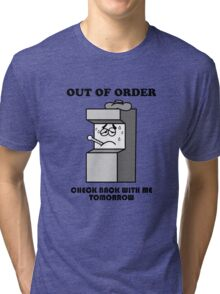 Out of Order Tri-blend T-Shirt