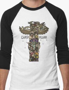 Camp Pilgrim Men's Baseball ¾ T-Shirt