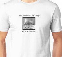 Abby Something  Unisex T-Shirt