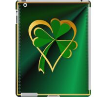 I Love St. Patrick's iPad Case/Skin