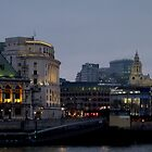 Early Evening St Paul's by KarenJI1962