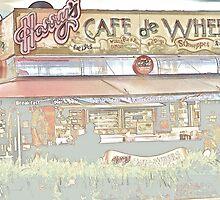 Harry's Cafe Woolloomooloo by Chris Hood