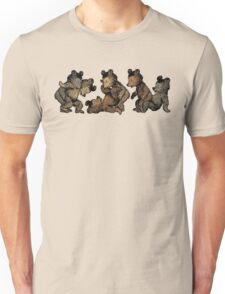 Cubs Playing Unisex T-Shirt
