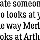 Date Someone Who - Merthur by HarmonyByDesign