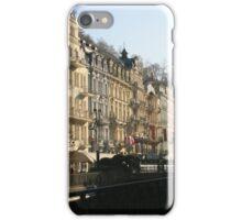 Classic European City, Guess Where? iPhone Case/Skin