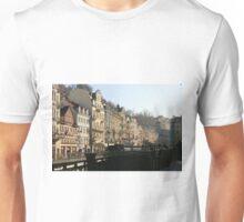 Classic European City, Guess Where? Unisex T-Shirt