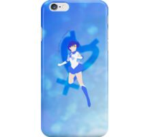 Agent of Water and Wisdom, Sailor Mercury iPhone Case/Skin