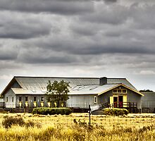 Shearing shed, Shear Outback Hay by outbacksnaps