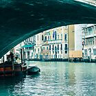 Under The Rialto by Mitch Waite