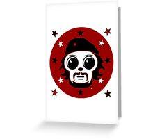 Stars of Che Greeting Card
