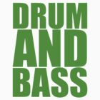 DRUM AND BASS  by Klaypex