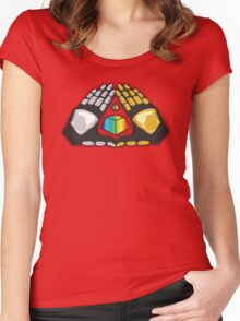 Alive Once Again... Women's Fitted Scoop T-Shirt