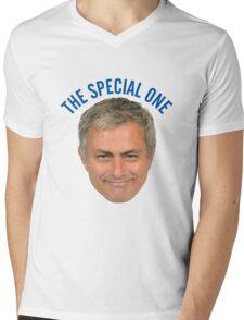 MOURINHO :: THE SPECIAL ONE Mens V-Neck T-Shirt