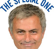 MOURINHO :: THE SPECIAL ONE by hslim