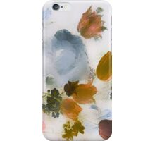 Vintage Floral Art Case iPhone Case/Skin