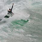 Porthtowan Surf #4 Mar2013 by Jon OConnell
