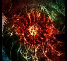 Flame by Damon Manyam