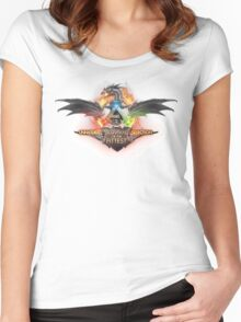 ark survival evolved  Women's Fitted Scoop T-Shirt