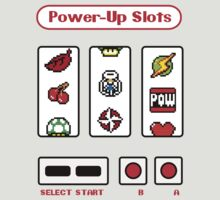 Power-up Slot Machine by mjcowan