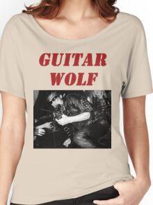 GUITAR WOLF 01 Women's Relaxed Fit T-Shirt