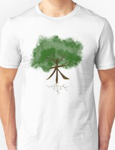 Tree's Kanji T-Shirt
