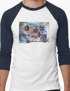 Follow Your Heart Men's Baseball ¾ T-Shirt