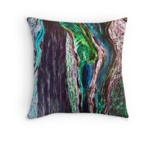 Resting Hercules Throw Pillow