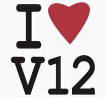 I love V12 by DaveDesign