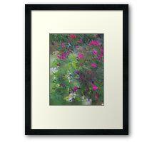 Expression  Of Impressionism  Framed Print