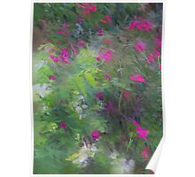 Expression  Of Impressionism  Poster