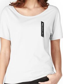 Boilerplate Women's Relaxed Fit T-Shirt
