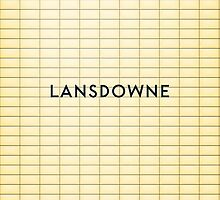 Lansdowne Station iPhone Case by emilyauban