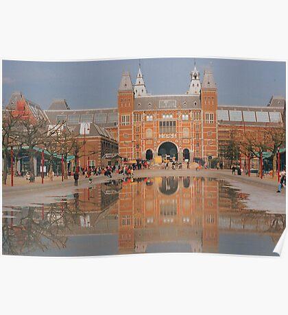 Rijksmuseum Amsterdam Poster