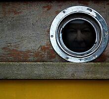 Peep Hole by Yampimon