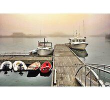 Stonington, Maine Photographic Print