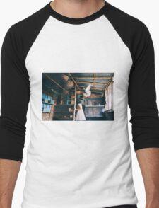 her birds Men's Baseball ¾ T-Shirt